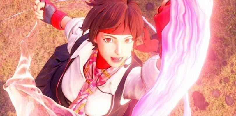 Sakura será gratuita temporalmente en Street Fighter V: Arcade Edition