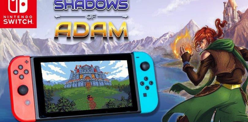 Something Classic considera llevar a Shadows of Adam a Nintendo Switch