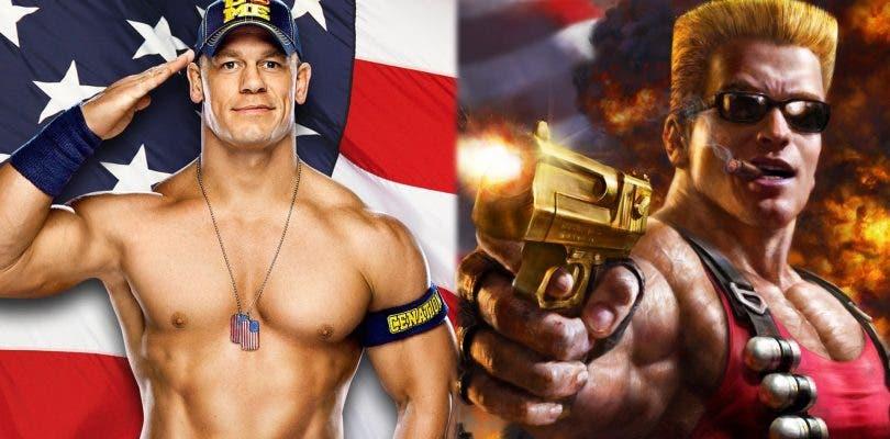 John Cena está en negociaciones para protagonizar la película de Duke Nukem