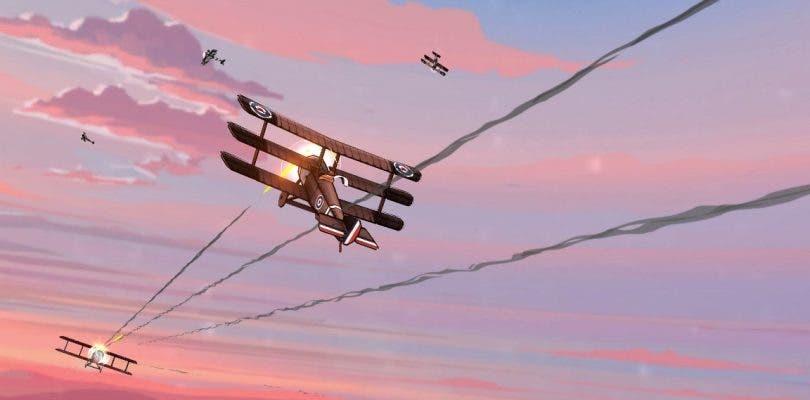 Skies of Fury DX ha sido anunciado para Nintendo Switch
