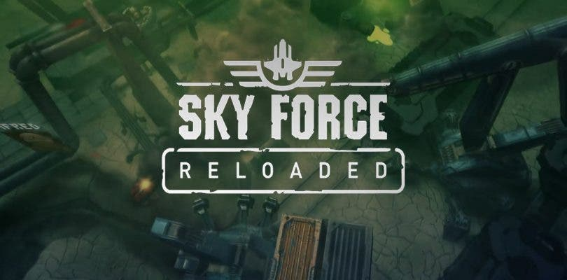 Observamos los primeros minutos de Sky Force Reloaded en Switch