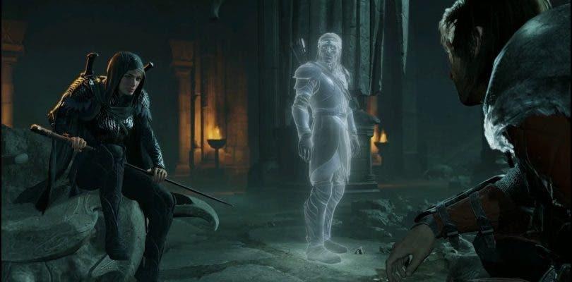 El próximo DLC de Sombras de Guerra muestra su intro cinemática