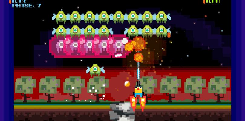 Se anuncia Space Dave! para la eShop de Nintendo Switch