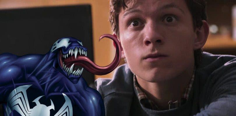Tom Holland aparecerá en la película de Venom pero no como Spider-Man