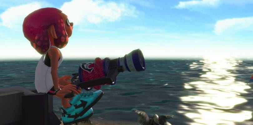 Los jugadores de Splatoon 2 recibirán mañana una nueva arma