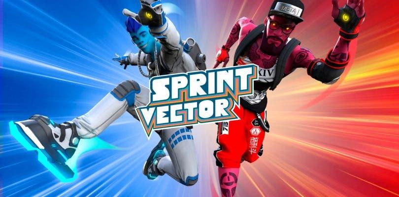 Survios ha anunciado la fecha de lanzamiento de Sprint Vector