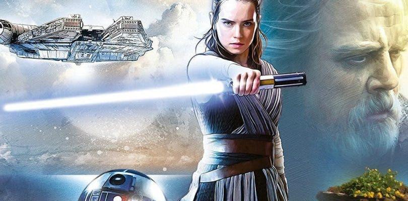 El Blu-ray de Star Wars: Los Últimos Jedi podría salir a la venta en marzo