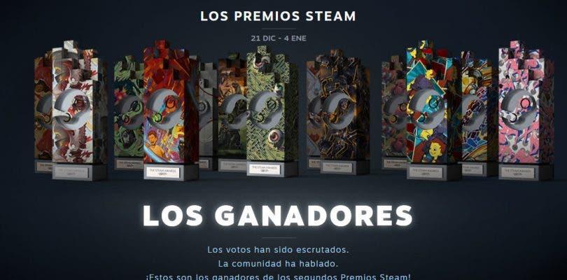 Conoce a los ganadores de los Steam Awards