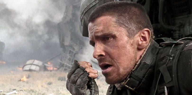 Christian Bale nunca quiso estar en Terminator Salvation y la rechazó hasta 3 veces