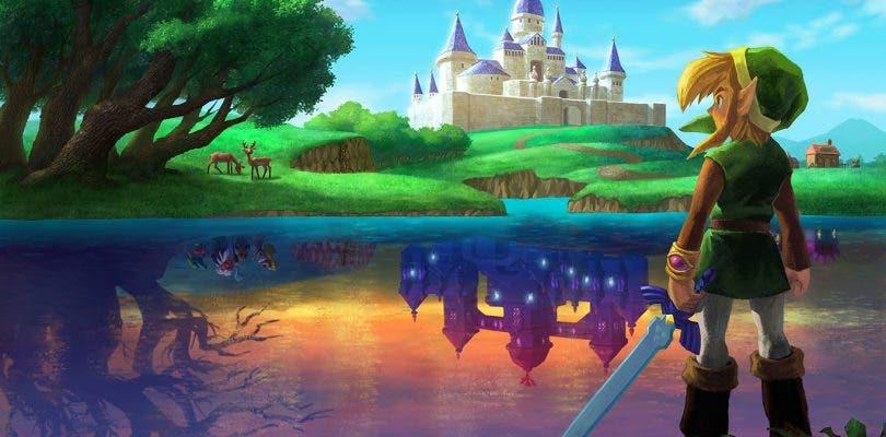 Un rumor sitúa a The Legend of Zelda: A Link Between Worlds en Switch
