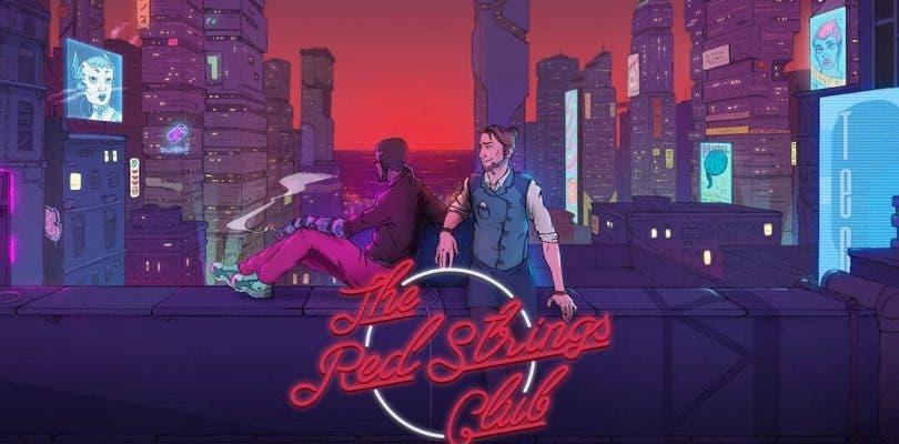 Devolver Digital presenta el tráiler de lanzamiento de The Red Strings Club