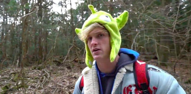 The Suicide Forest es el juego basado en el controvertido vídeo de Logan Paul