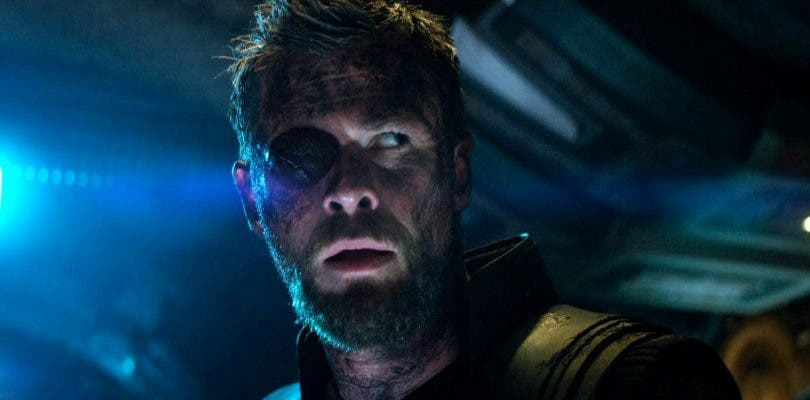 Chris Hemsworth quiere seguir siendo Thor después de Avengers 4
