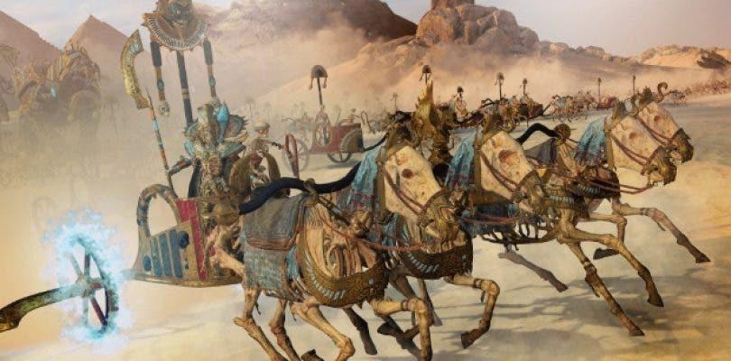 La próxima expansión de Total War: Warhammer II muestra un gameplay