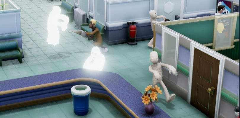 Two Point Hospital se luce en un nuevo gameplay