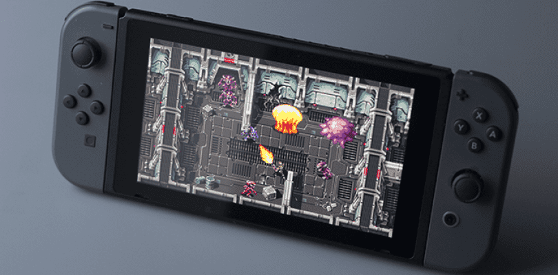 Bitmap Bureau confirma el lanzamiento de Xeno Crisis en Switch y PC