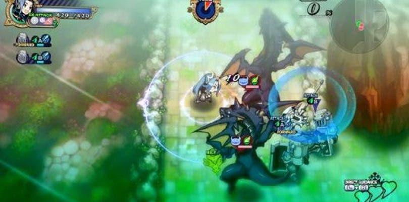 Your Four Knight Princesses Training Story recicbe un nuevo tráiler