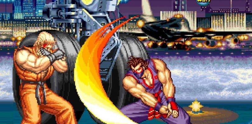 Descubre los próximos juegos de ACA Neo Geo que llegarán a Switch