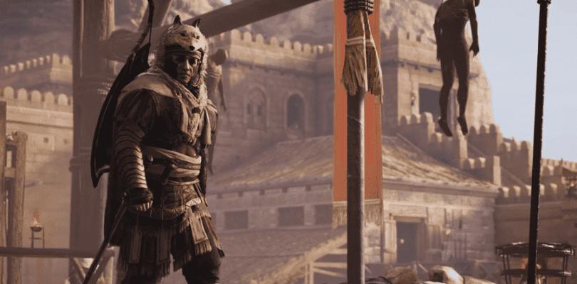 Assassin's Creed Origins: The Hidden Ones se muestra en su tráiler de lanzamiento