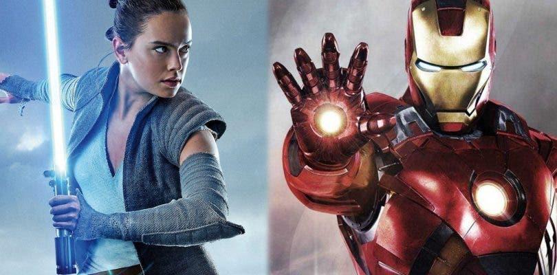 Star Wars: Los Últimos Jedi supera a Iron Man 3 en la taquilla internacional