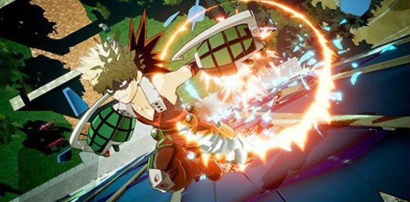 My Hero Academia: One's Justice recibe nueva información de Bakugo