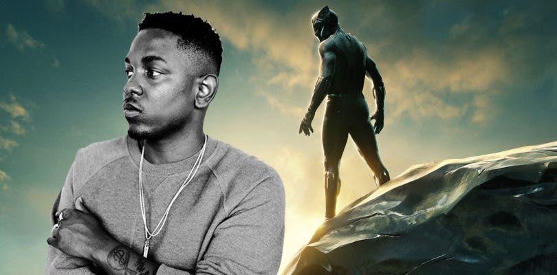 El tema principal de Black Panther compuesto por Kendrick Lamar ya está disponible