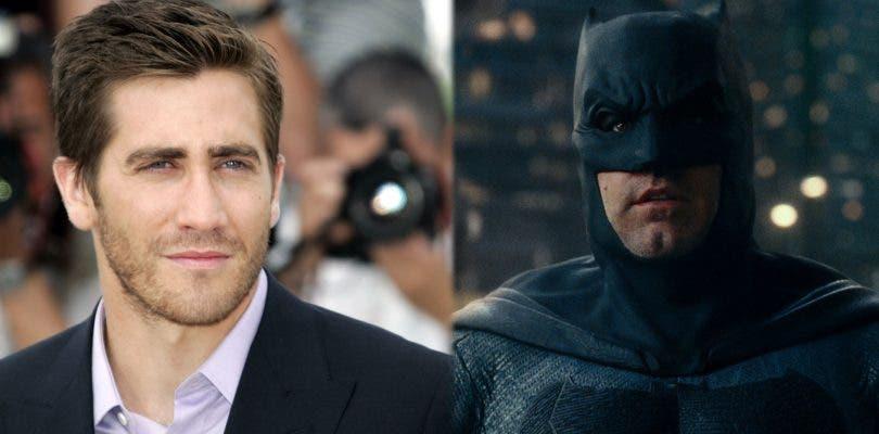 Jake Gyllenhaal será el nuevo Batman si Ben Affleck abandona finalmente el papel