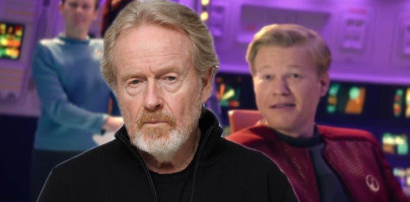 A Ridley Scott le gustaría dirigir un episodio de Black Mirror