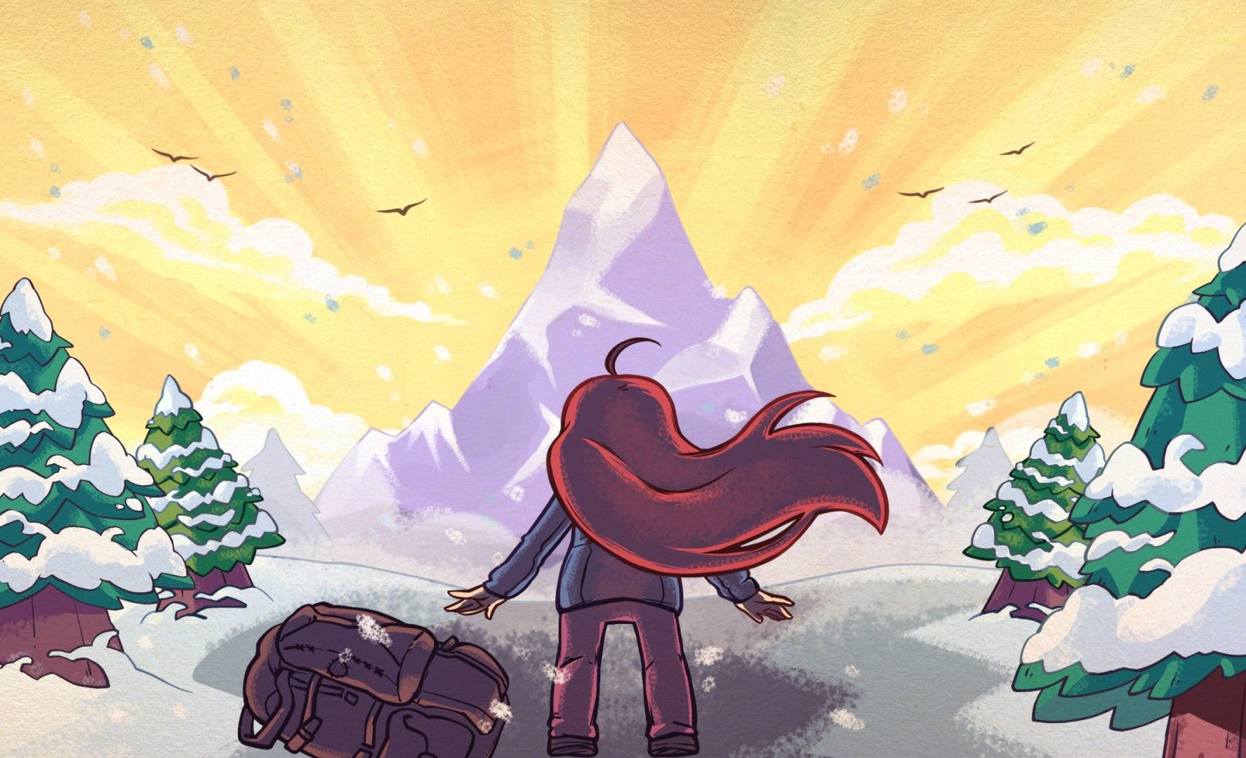 Imagen de Según los creadores de Celeste, Farewell, su nuevo DLC,