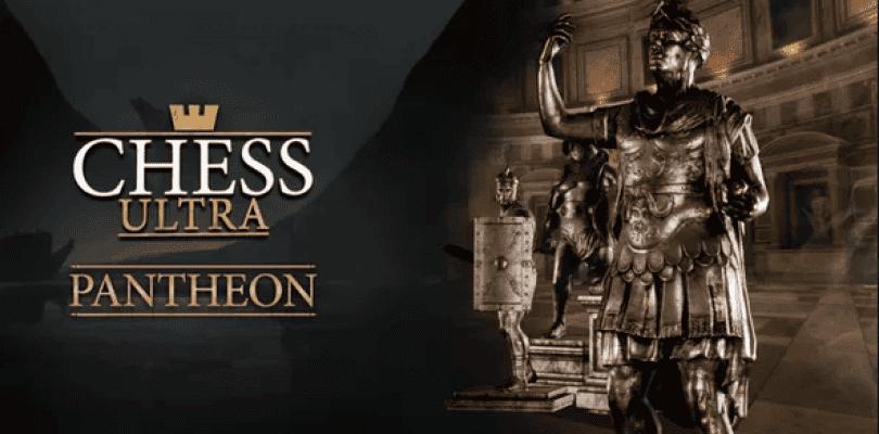 Chess Ultra para Switch recibirá contenido gratuito y de pago