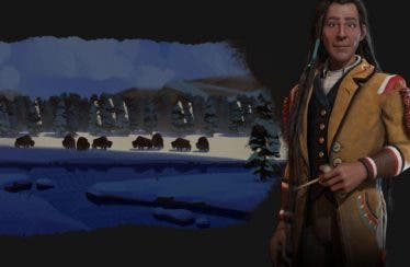 Civilization VI: Rise and Fall presenta en vídeo a Poundmaker, líder de la tribu Cri