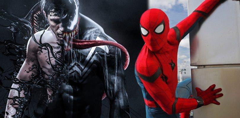 Tom Holland podría aparecer como Spider-Man en el spin-off de Venom