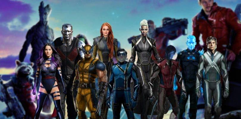 Los X-Men no aparecerán en Guardianes de la Galaxia Vol. 3