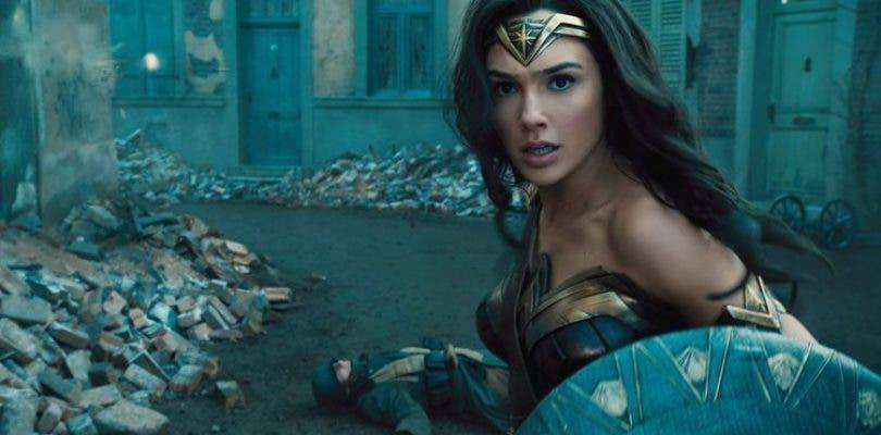 Gal Gadot responde al hecho de no ser nominada por Wonder Woman