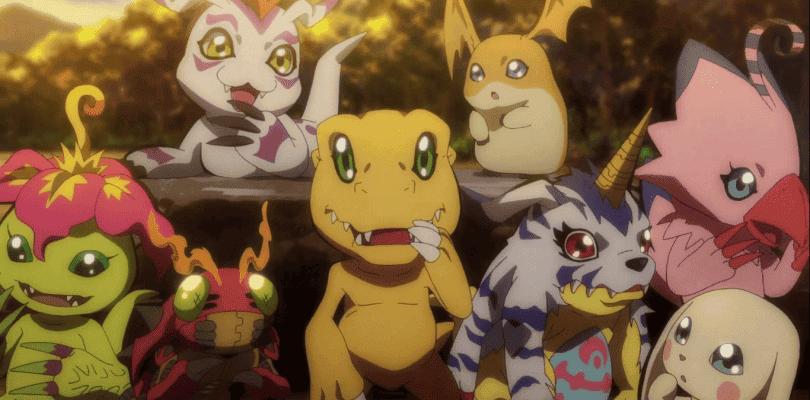 Bandai Namco emitirá un streaming destinado en exclusiva a Digimon