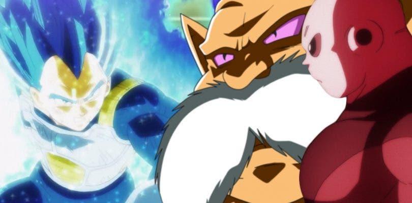 Vegeta se enfrentará a Jiren y Toppo en el episodio 126 de Dragon Ball Super