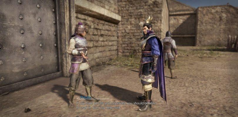 El mundo abierto de Dynasty Warriors 9 protagoniza su nuevo tráiler