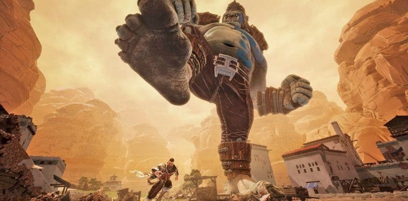 Iron Galaxy Studios informa de la fecha de lanzamiento de Extinction