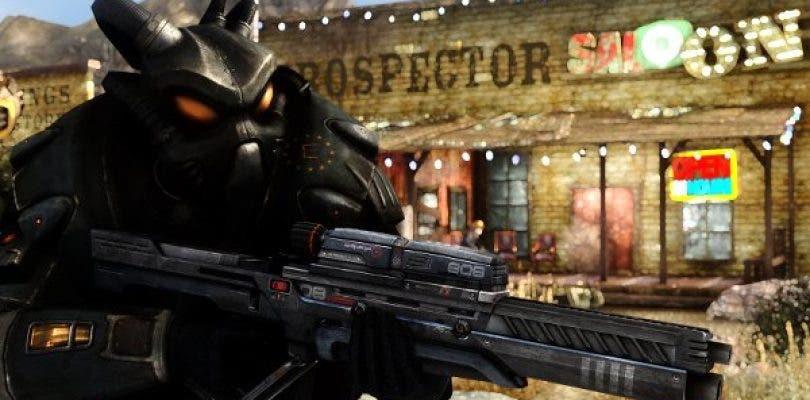 El mod que busca llevar New Vegas a Fallout 4 se deja ver en acción