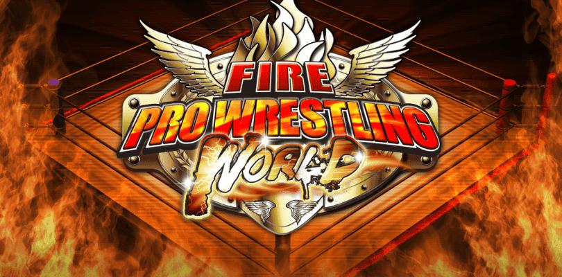 Fire Pro Wrestling World anunciado para PlayStation 4