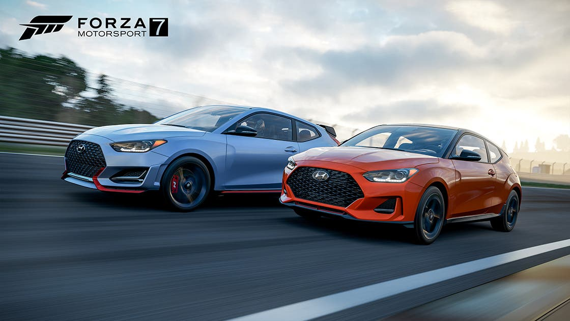 Imagen de Nueve vehículos se incorporan este mes al garaje de Forza Motorsport 7