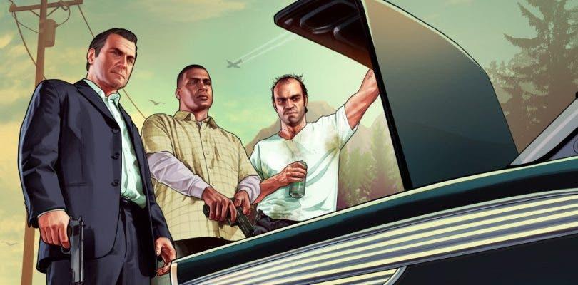 Take-Two reflexiona sobre los cinco años de éxitos de Grand Theft Auto V