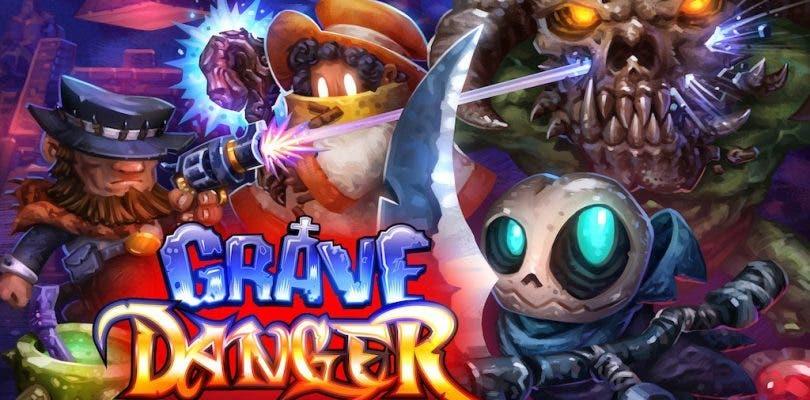 Spotted Shark Studio ha anunciado la llegada de Grave Danger a Switch