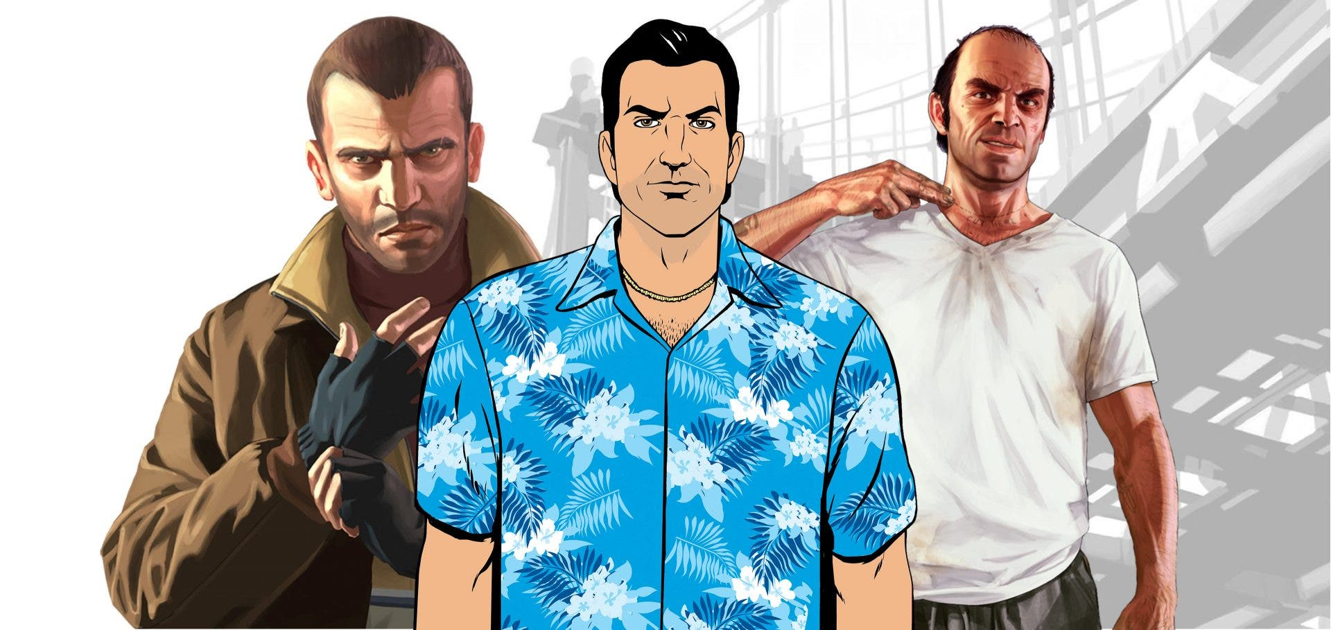 Imagen de Una mirada a la complejidad de la saga Grand Theft Auto
