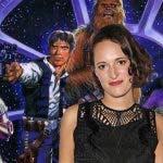 Phoebe Waller-Bridge promete que Han Solo: Una historia de Star Wars será preciosa