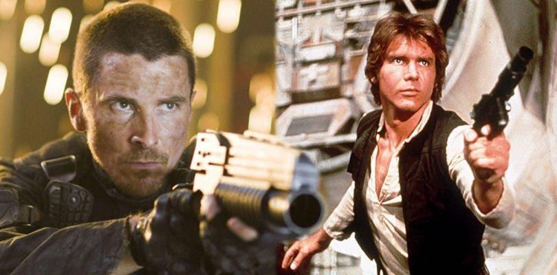 Christian Bale podía haber estado en el spin-off de Han Solo