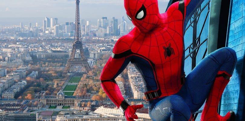 Peter Parker viajará por toda Europa en Spider-Man: Homecoming 2