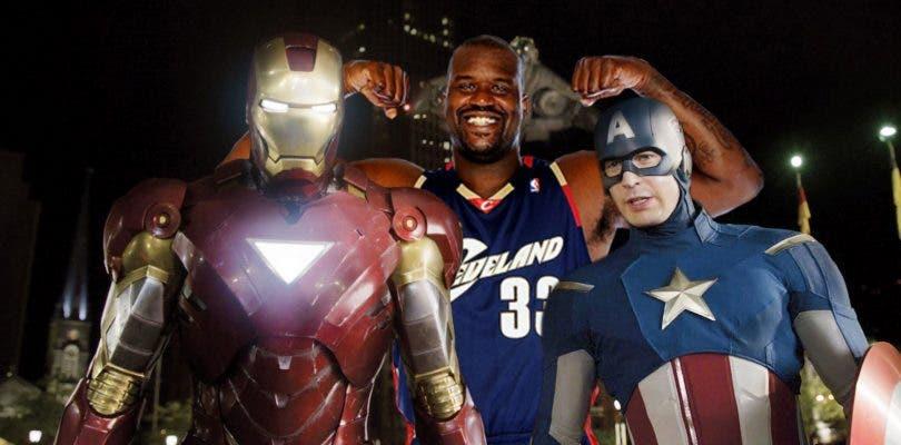 Shaquille O'Neal inicia campaña para aparecer en futuras entregas de Avengers