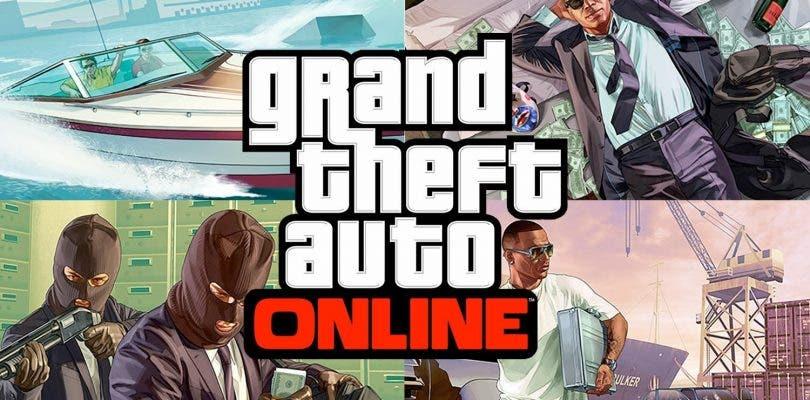 GTA Online recibe nuevo contenido y bonificaciones