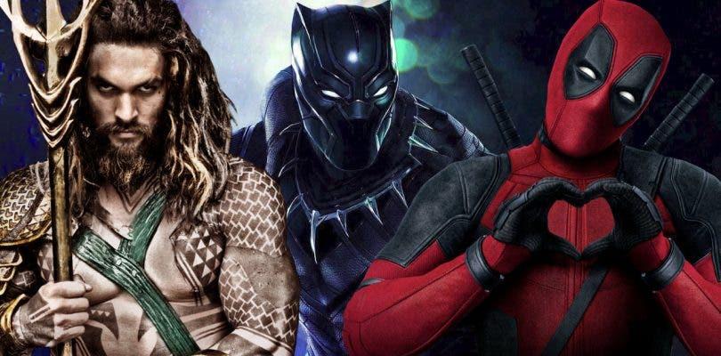 Guía de películas de superhéroes para el 2018: el año de Marvel